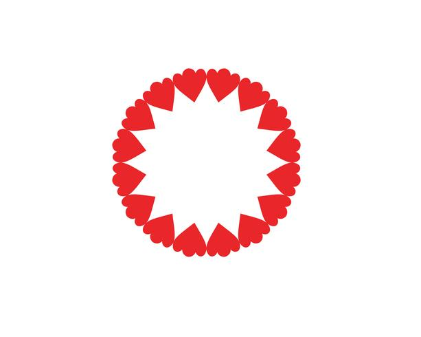 feuille verte nature logo et symbole modèle vecteur
