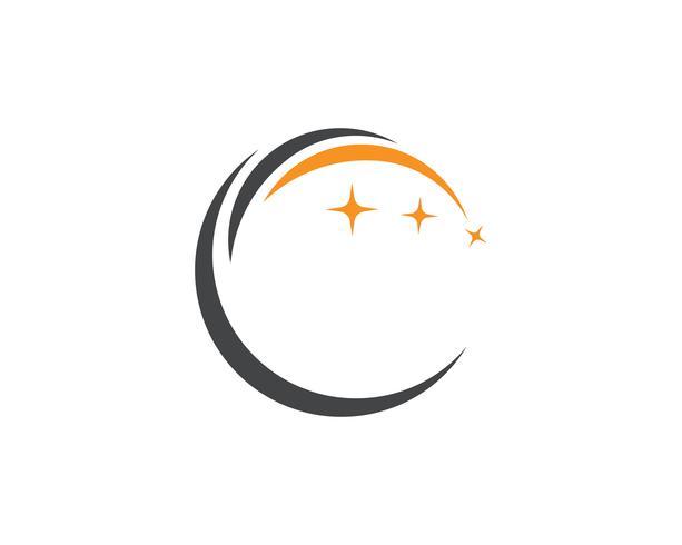 C Technology circle logo and symbols Vector, vector