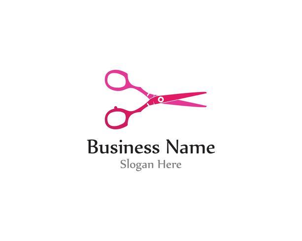 vetores de logotipo de loja de barbeiro