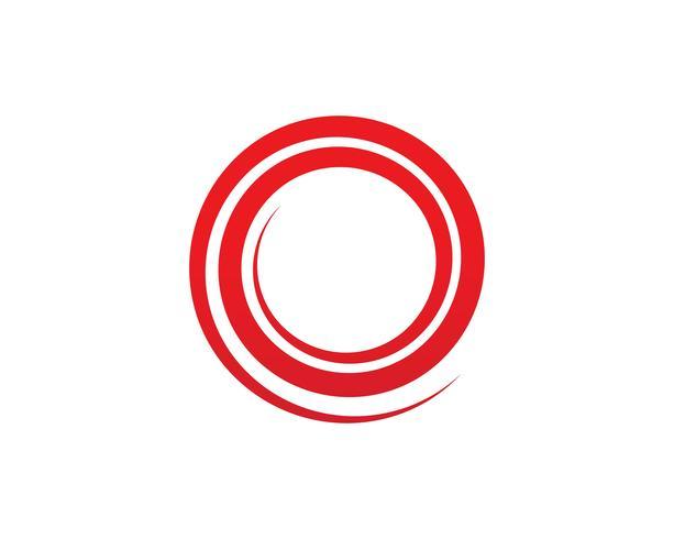 circle logo and symbols Vectors