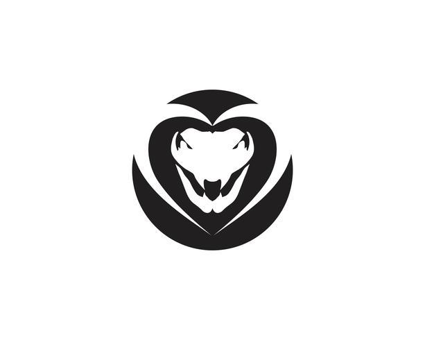 Serpent icône vector illustration design
