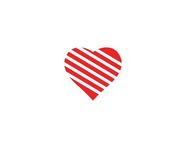 Love Logo and symbols Vector Template