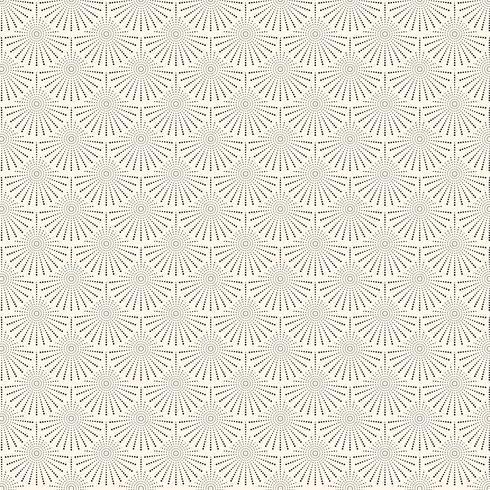 Teste padrão de onda japonês abstrato dos círculos. Textura de curva de água. vetor
