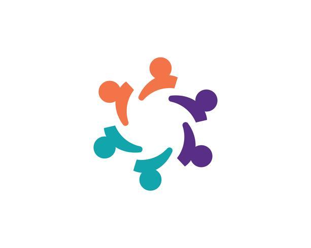 Comunidade, rede e ícone social