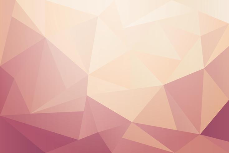 Fondo geométrico rosado y púrpura abstracto con la iluminación.