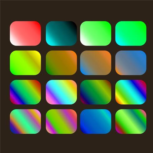 Benutzerdefinierte Farbverlaufsvorlage
