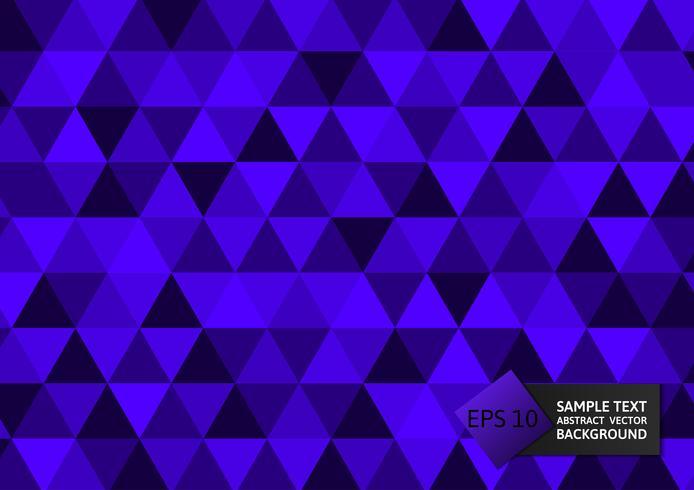 Nouveau design triangles de couleur pourpre abstrait design moderne, illustration vectorielle eps10