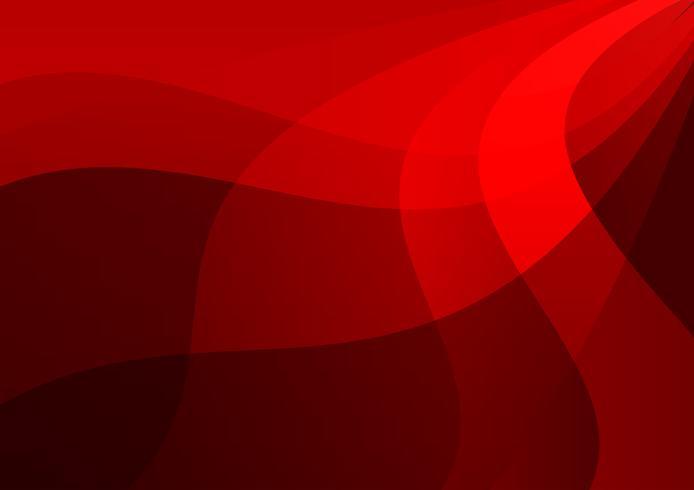 Progettazione moderna del fondo astratto di colore rosso geometrico, illustrazione eps10 di vettore