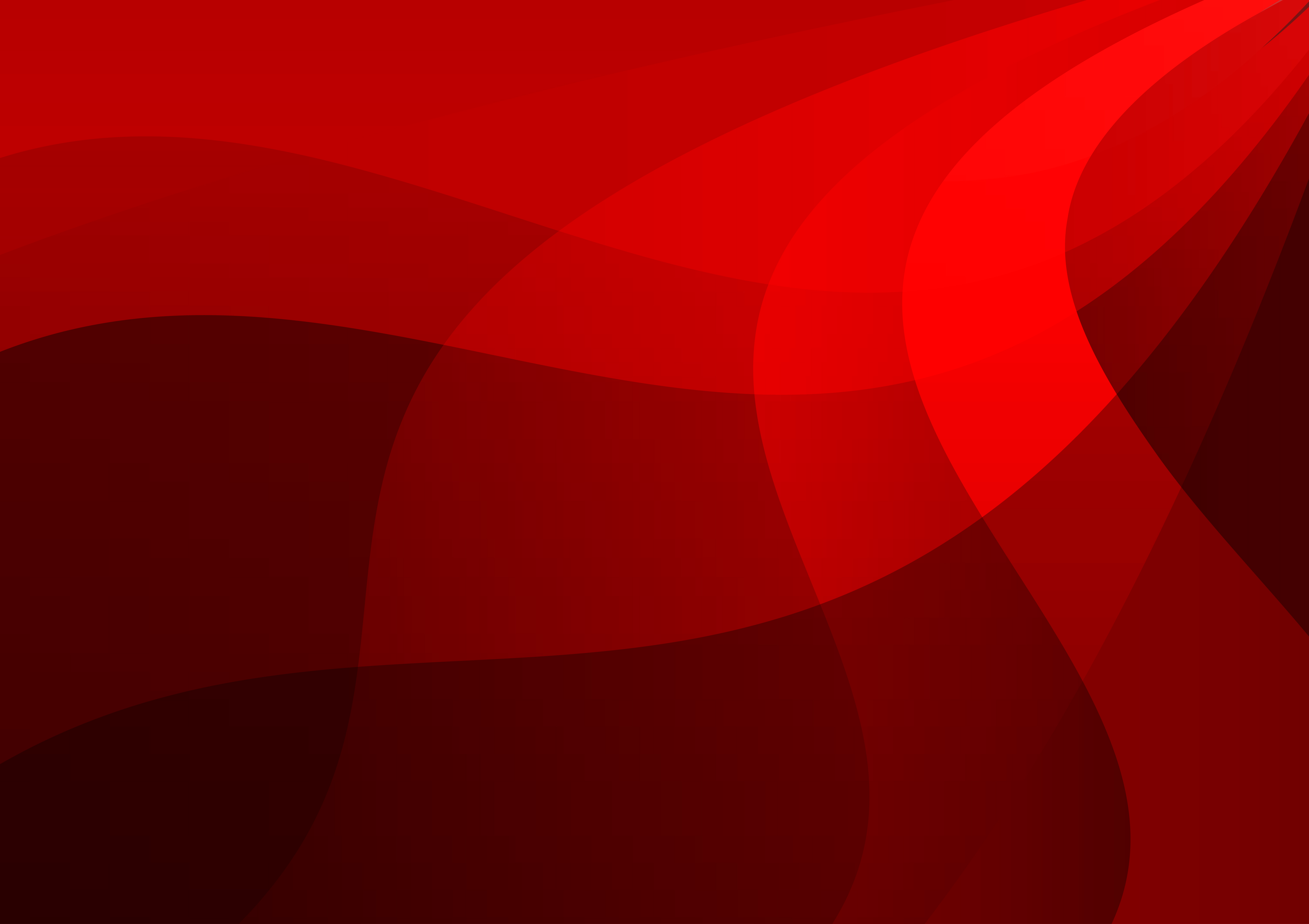 Geometric Red Color Abstract Background Modern Design