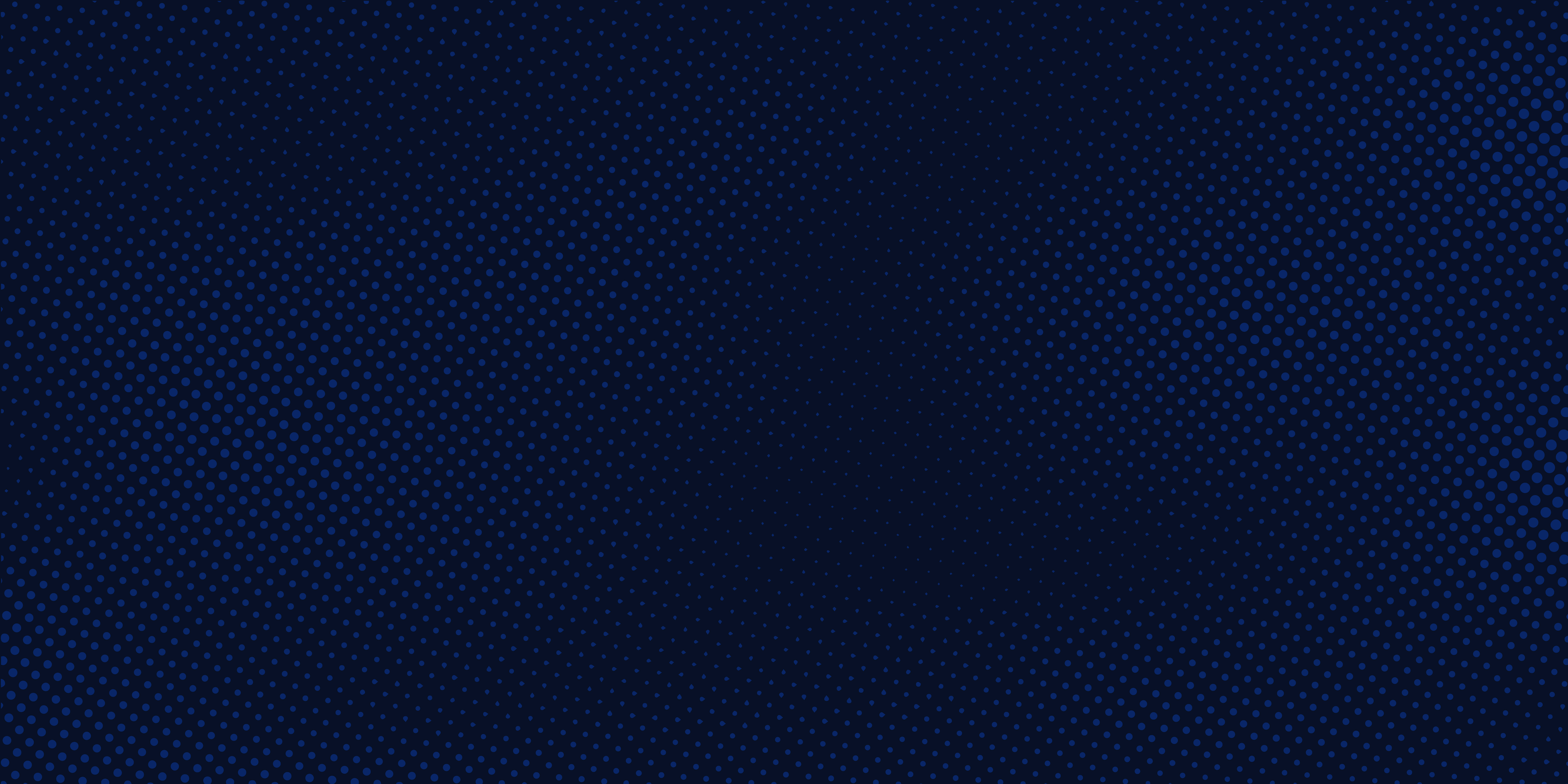 Abstract dark blue background with halftone pattern light