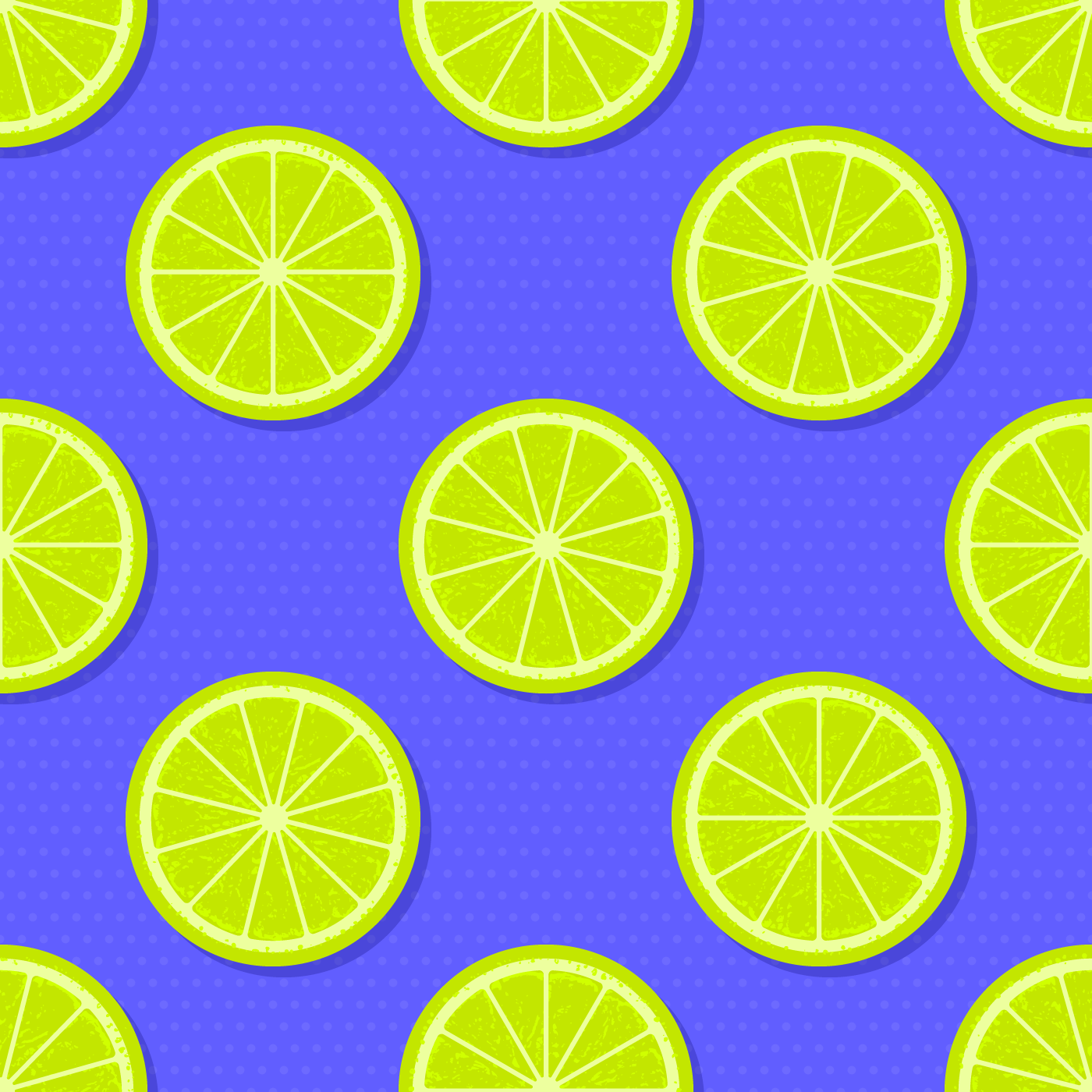 Slices Lime Summer Background - Download Free Vectors, Clipart Graphics & Vector Art