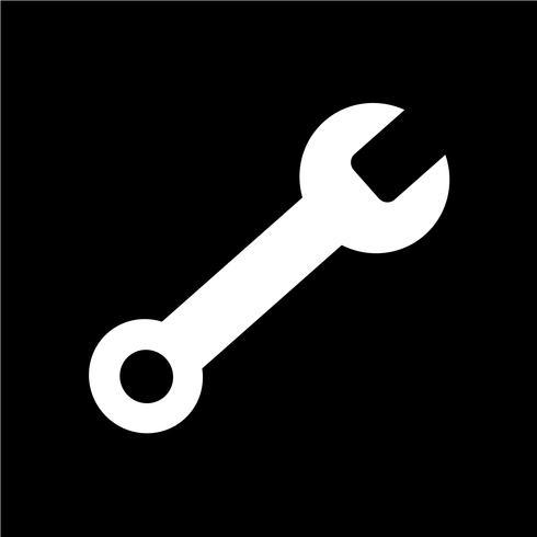 Werkzeugsymbol Vektor-Illustration