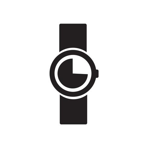 Bekijk pictogram vectorillustratie