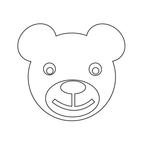 beer pictogram vectorillustratie