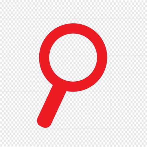 Search icon vector illustration