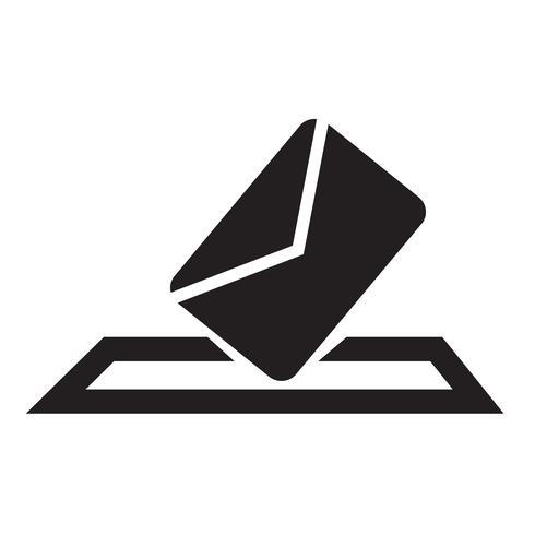 email icon vektor illustration