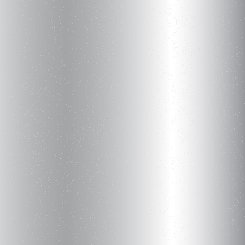 Fond métallique dégradé argent et texture paillette grise. Style de luxe festif scintillant. vecteur
