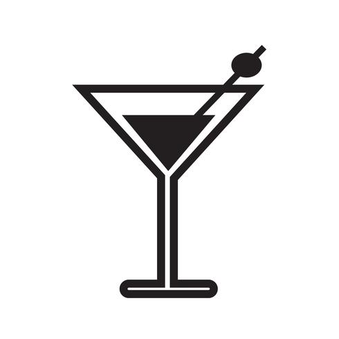 Trinken Sie Symbol Vektor-Illustration