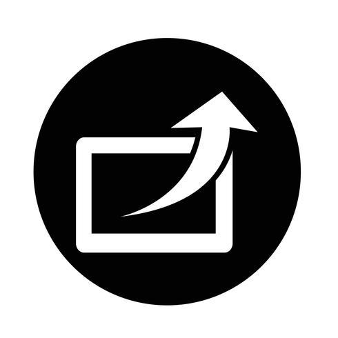 Icône de partage