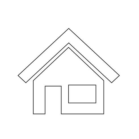 Hauptikone Vektor-Illustration