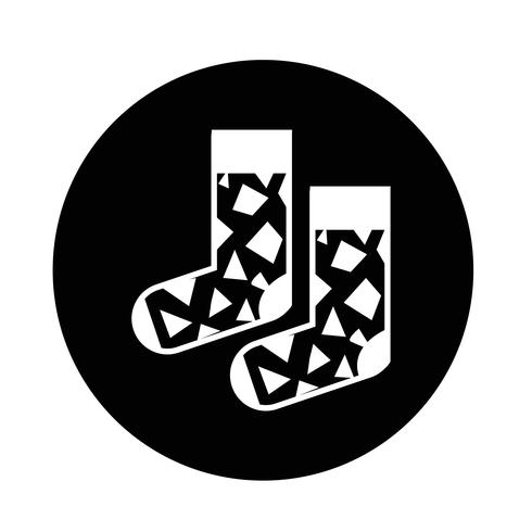 Icône de la chaussette