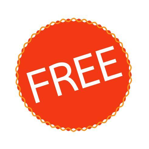 botón de signo icono gratis