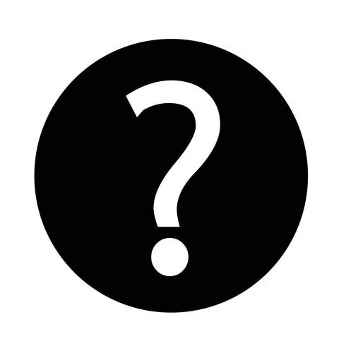 Ícone De Sinal De Interrogação - Download Vetores Gratis, Desenhos De Vetor, Modelos E Clipart