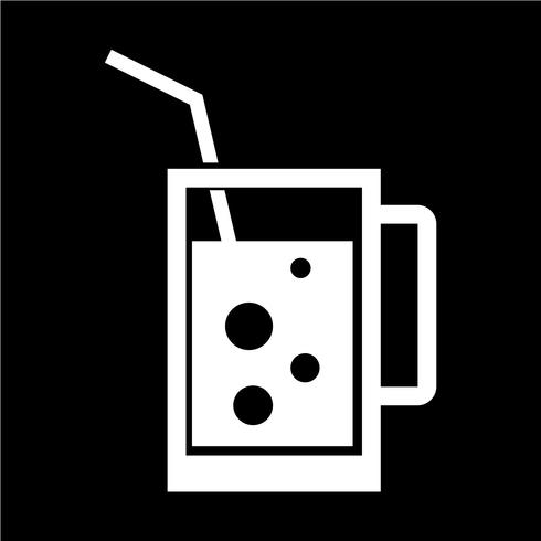 Drink icon  vector illustration