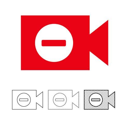icona della videocamera