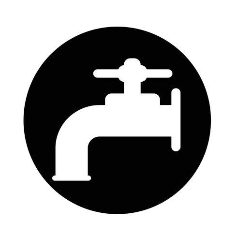ícone de torneira