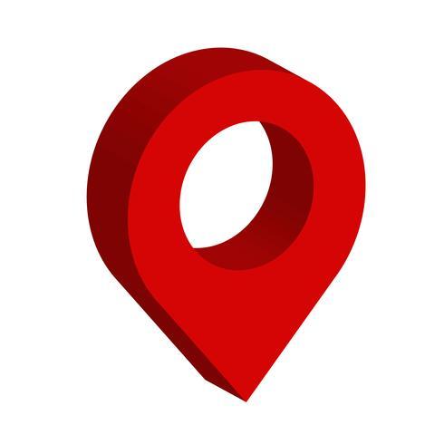 icône d'épingle de localisation