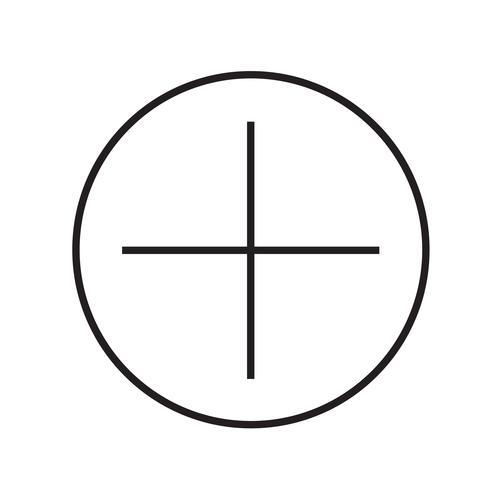 Button Plus-ikonen