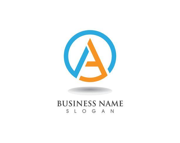 Een logo en symbolen