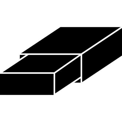 gum pictogram vector