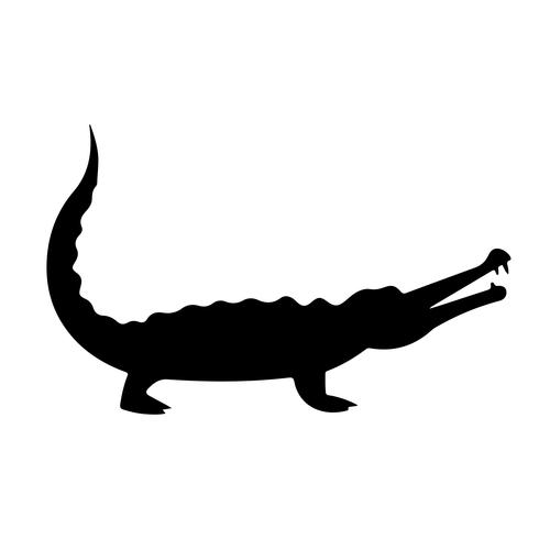 kaaiman pictogram vector