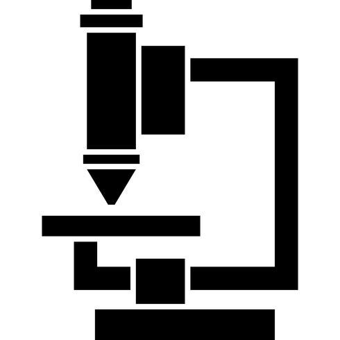 Mikroskop Icon Vector