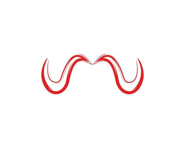 Icone di vettore della lettera M tale modello di loghi