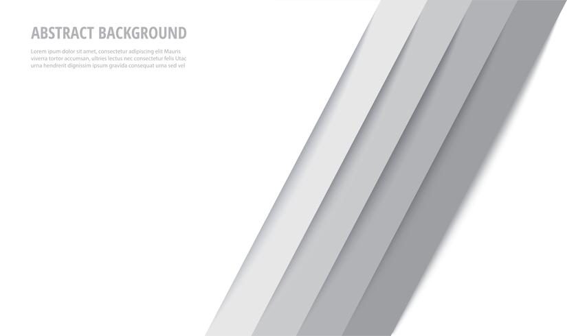 fond abstrait lignes blanches modernes