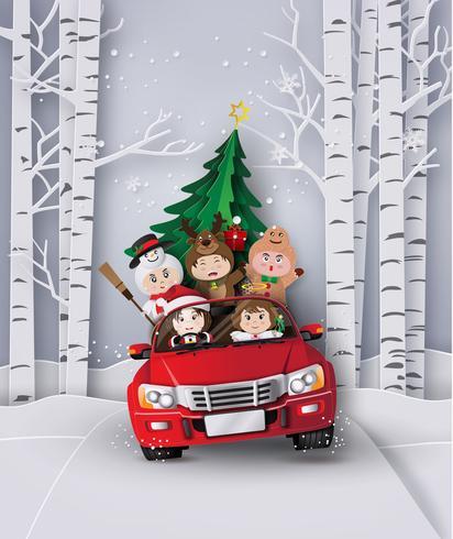Kerstmis en de winter