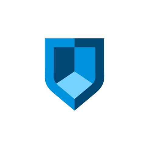 Leeg Schild Logo Template Illustration Design. Vector EPS 10.