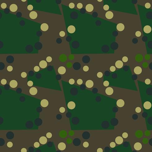 Camouflage mönster. Seamless. Militär bakgrund. Soldaten Camou