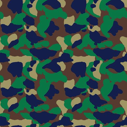 Tarnmuster. Nahtlos. Militärischer Hintergrund. Soldat camou