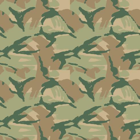 Patrón de camuflaje. Sin costura. Antecedentes militares. Soldado camou
