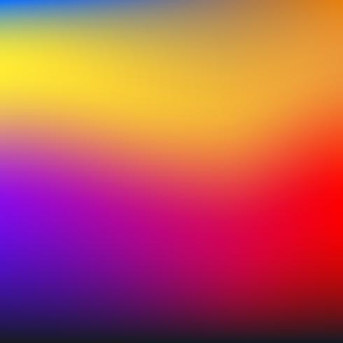 Milieux de vecteur flou coloré abstrait. Éléments pour votre