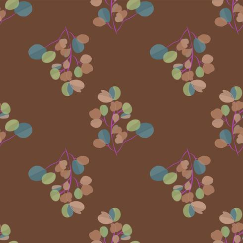Fondo moderno de Brightl con hojas de selva. Patrón exótico con hojas de palmera. Ilustración vectorial