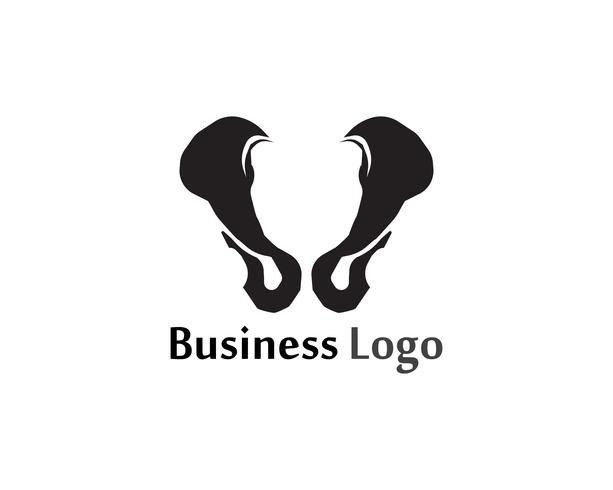 Progettazione dell'illustrazione di vettore del modello di logo di simbolo di diagnostica della colonna vertebrale