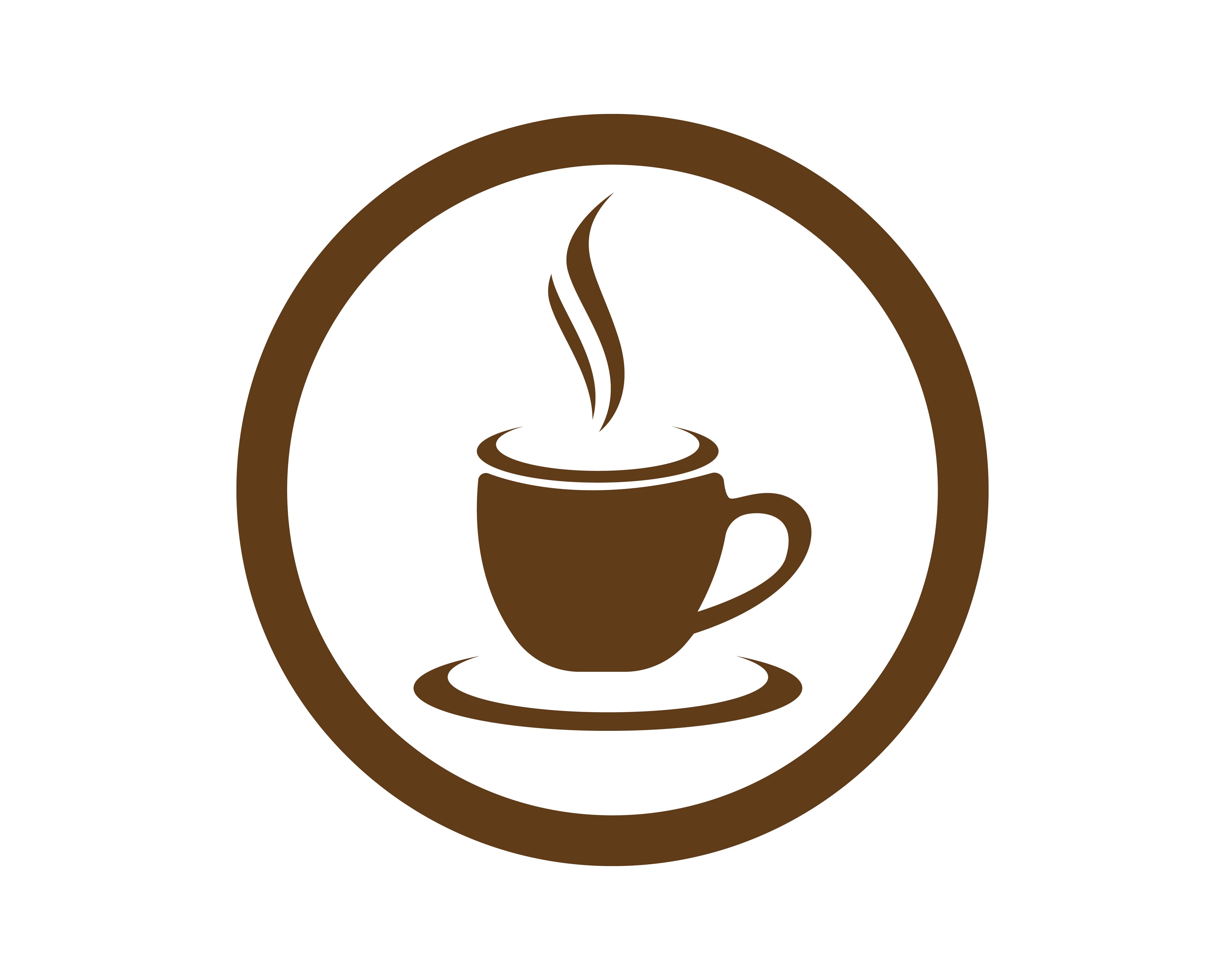 Coffee cup Logo Template vector icon design - Download ...