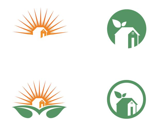Home bladgroen natuur logo