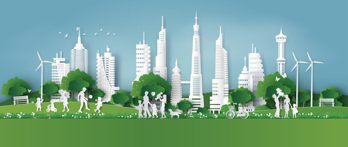 eco friendly , save the earth and world environment day