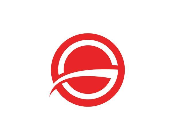 G-logotyper och symboler mallikoner app